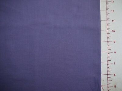 Plain/Solid Amerthist 27 Half Meter 100% Cotton