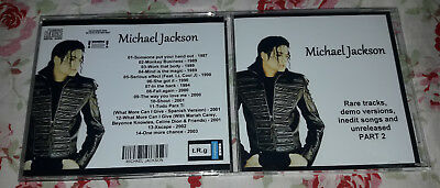 Michael Jackson - CD Rare tracks, demo versions, inedit songs and unreleased 2