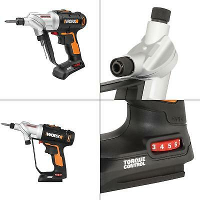 Worx Wx176L.9 20V Switchdriver 2-In-1 Cordless Drill And Driver Tool Only With R