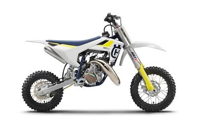 HUSQVARNA TC50 2019 NEW save £600 now only £2999 low rate FINANCE AVAILABLE