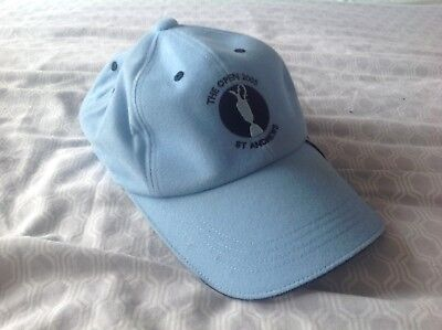 British Open Golf Cap 2005