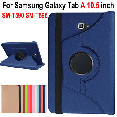 Funda Smart Case Cover For Samsung Galaxy Tab A 10.5 inch SM-T590 SM-T595