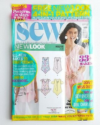 SEW Magazine - Issue 108 with a Free Gift