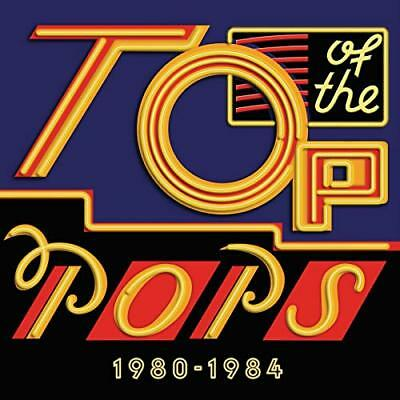 TOP OF THE POPS 1980-84 3CD SET - VARIOUS ARTISTS (September 2nd 2016)