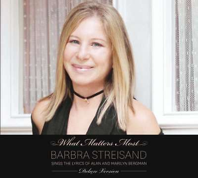 Barbra Streisand - What Matters Most [New & Sealed] CD