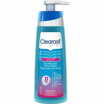 CLEARASIL Gel Nettoyant ULTRA action rapide 200ml * 3059944150002