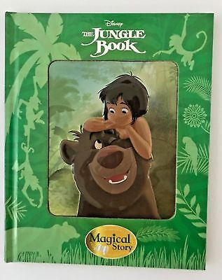 Disney The Jungle Book Magical Story 3D cover Hardback NEW!!!!