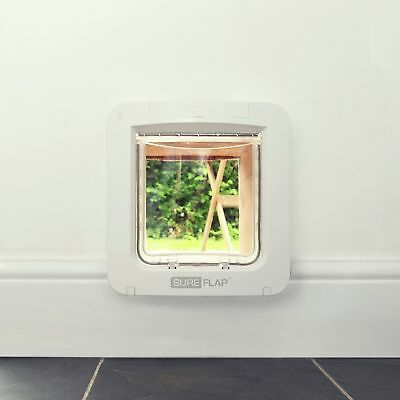 New Sureflap Microchip Connect Pet Dog Cat  Door without Hub