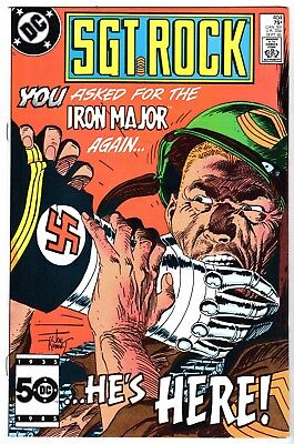 Sgt. Fury and His Howling Commandos #7, Very Good - Fine Condition