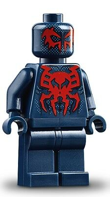 LEGO® - Minifigs - Super Heroes - sh539 - Spider-Man 2099 (76114)