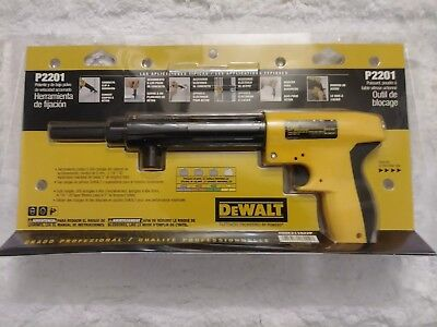DEWALT P2201 Fastening Tool Professional Grade DDF211022P Factory Sealed. New