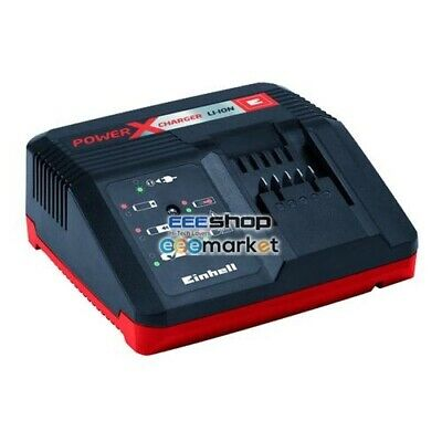 Einhell 4512011 4512011 battery charger Black - Red Indoor battery charger