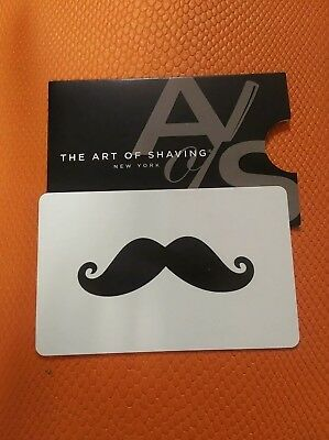 The Art Of Shaving $50 Gift Card