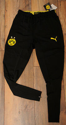 32cd936556139b PUMA Trainingshose Borussia Dortmund Sweat Pants BVB 09 Gr. XL NEU OVP UVP  70,