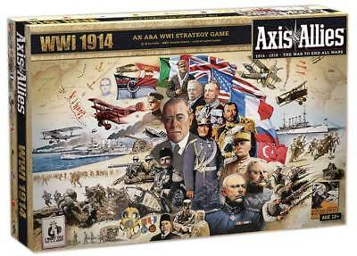 JM2116272 Avalon Hill Board Game Axis & Allies WWI 1914 english