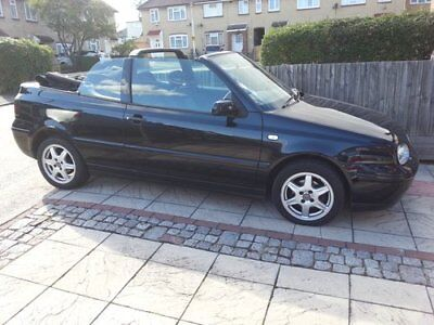VW  golf convertible automatic 2001