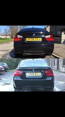 BMW 3 Series E90 M sport LCI Look rear lights *REDUCED PRICE!*
