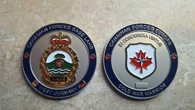 CFB Lahr Military Collectible Challenge Coin