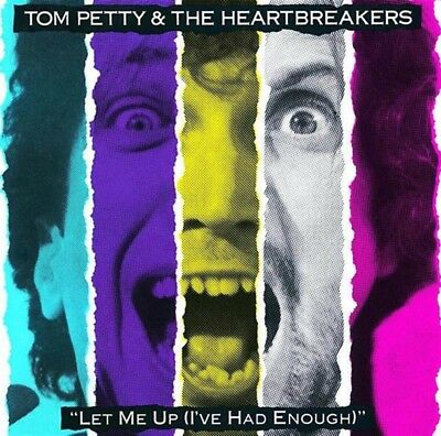 Tom Petty And The Heartbreakers – Let Me Up (I've Had Enough) - MCA MCAD-5836