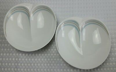 Pair Of Royal Doulton Impressions Shell Trays 1982 Excellent Dish Plate