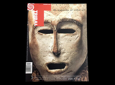 Tribal Art Magazine Summer 2004  Art Of Rawanda  Ancient Peru  Kamoro  Yoruba