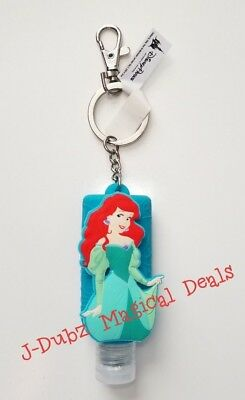 NEW Disney Parks Exclusive Ariel Princess The Little Mermaid Hand Sanitizer