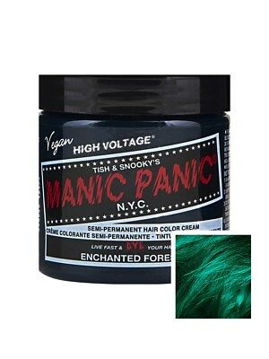 Manic Panic Hair Dye High Voltage 118ml - Enchanted Forest