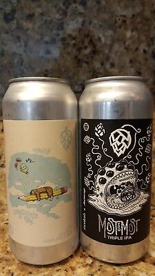 Monkish - CONSCIENCE BE FREE - DDH DIPA - Most Is Most - TIPA (2 cans total)