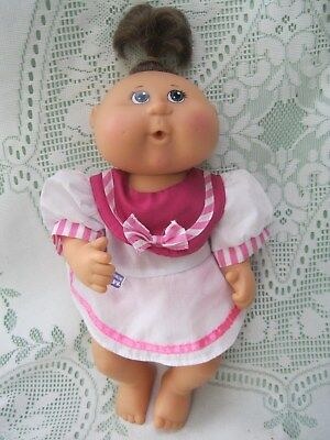 CABBAGE PATCH 25th  FULL VINYL 29cm DRESSED 2007 PLAY ALONG DOLL