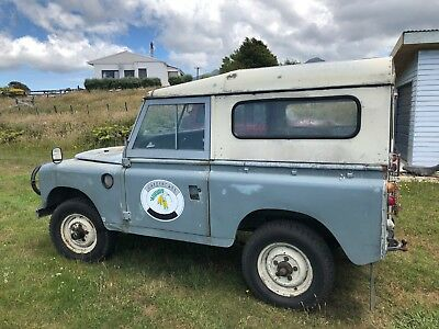 1980 Land Rover Series 3 Factory 1981 Land Rover Series 3