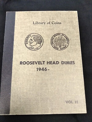 COMPLETE Library of Coins Roosevelt Dimes 1946-1963 **GREAT COINS, GREAT BOOK**