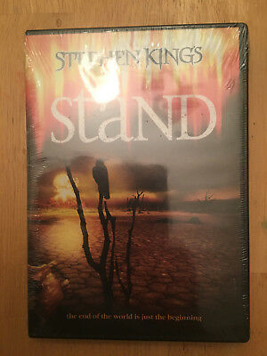 Stephen King's the Stand (DVD, 2013, 2-Disc Set) NEW/Sealed