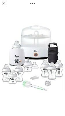 tommee tippee Closer To Nature Starter Pack Essentials