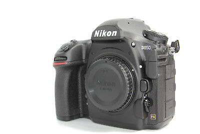 Nikon D850 Digital SLR Camera Body (Originally from Jessops UK)🇬🇧