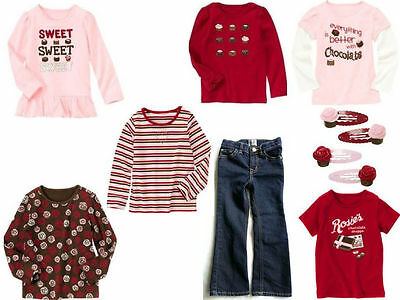 NWT Girl Size 5 6 HUGE Clothes LOT Winter GYMBOREE SWEET TREATS Outfits $195