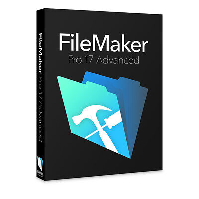 Filemaker Pro 17 Advanced Licenced Only For Win. With Key LifeTime