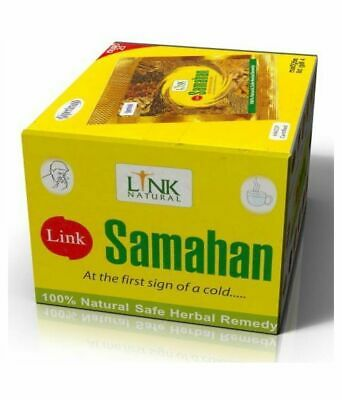 Link Samahan Ayurveda Ayurvedic Herbal Tea natural drink for cough & Cold remedy