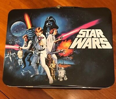 Stat Wars Lunchbox: The Empire Strikes Back Episode 5