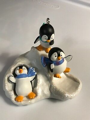 Hallmark Penquins Special Edition 2008 Limited Quantity Ornament