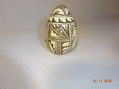 Excellent Native Hopi Indian  Pottery