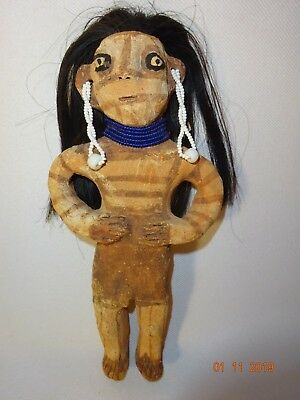 Excellent Mohave / Mojave Indian Pottery Doll
