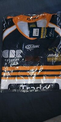 ACT Brumbies Official Mens Home Jersey XL