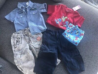Sprout Boys Mixed Clothes Size 1