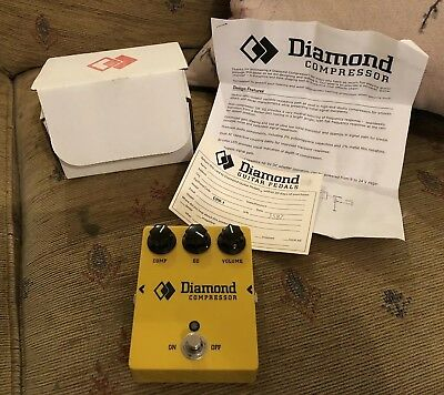 Diamond - CPR-1 Compressor Pedal W/box