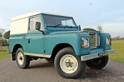 Land Rover Defender Series 3 2.5 200 Tdi