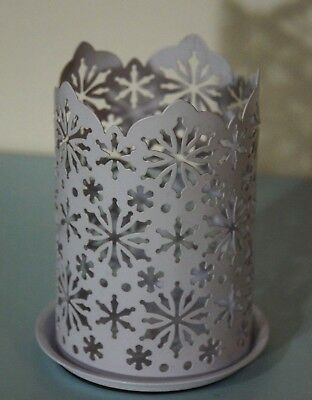 PartyLite Metal Candle Holder