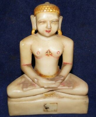 Antique Raisin Buddhha Beautiful  Statue Figure Size 5.50 Inch