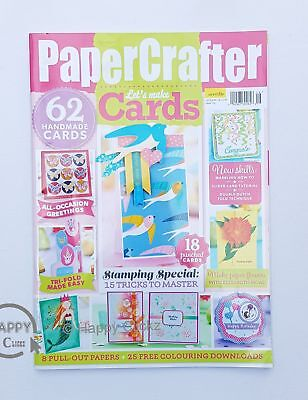 PaperCrafter Magazine  - Issue 116  Let's make Cards