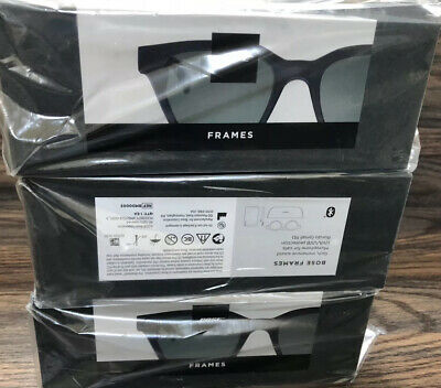 Bose Frames Audio Augmented Reality Sunglasses Brand New 99% UVA/UVB Protection