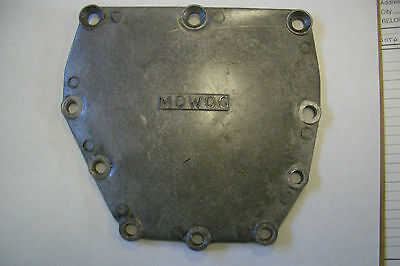 MG MGA MGB 3 synchro 1962 to 1967 used transmission side cover